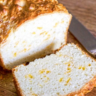 Easy Savory Cheese Bread
