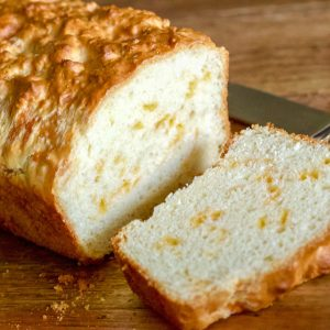 Easy Savory Cheese Bread 2