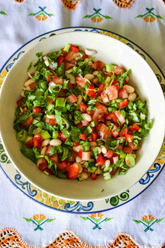 Mexican Beans Salad0