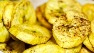 Spiced Plantain Chips Recipe 1