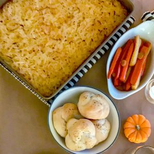 Traditional Cheesy Potatoes A Holiday Favorite0