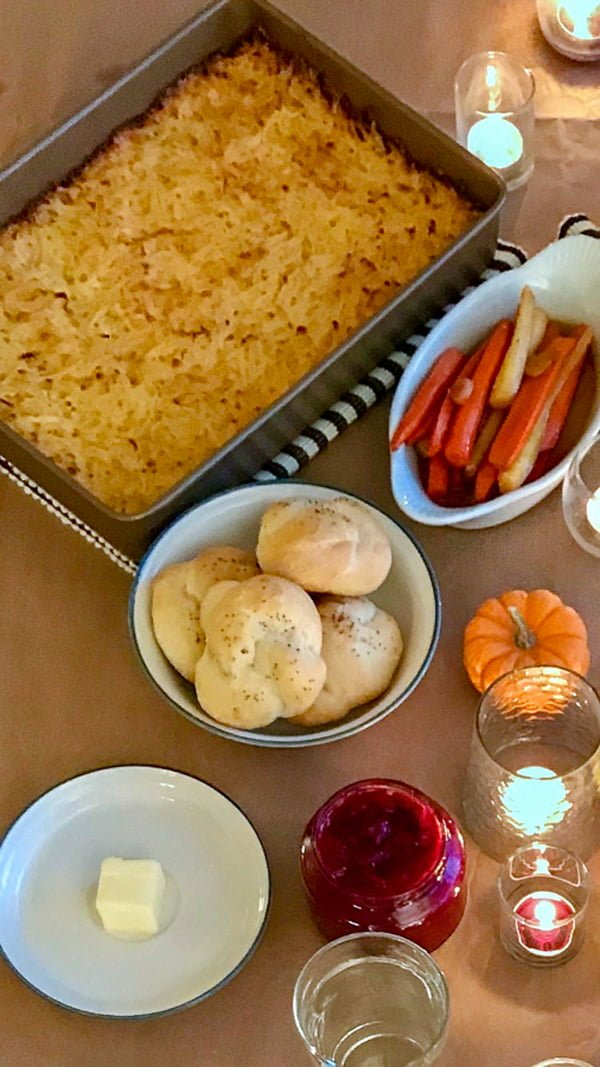 Traditional Cheesy Potatoes-A Holiday Favorite in Minnesota during the holidays. Found on every table during Thanksgiving or Christmas or Easter, this recipe is easy to make, delicious and comforting.