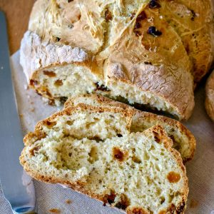 Basic Old Fashion American-Irish Soda Bread