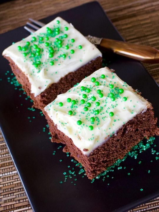 Chocolate Stout Cake With Cream Cheese Frosting2