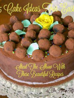 Pinterest Easter Cakes