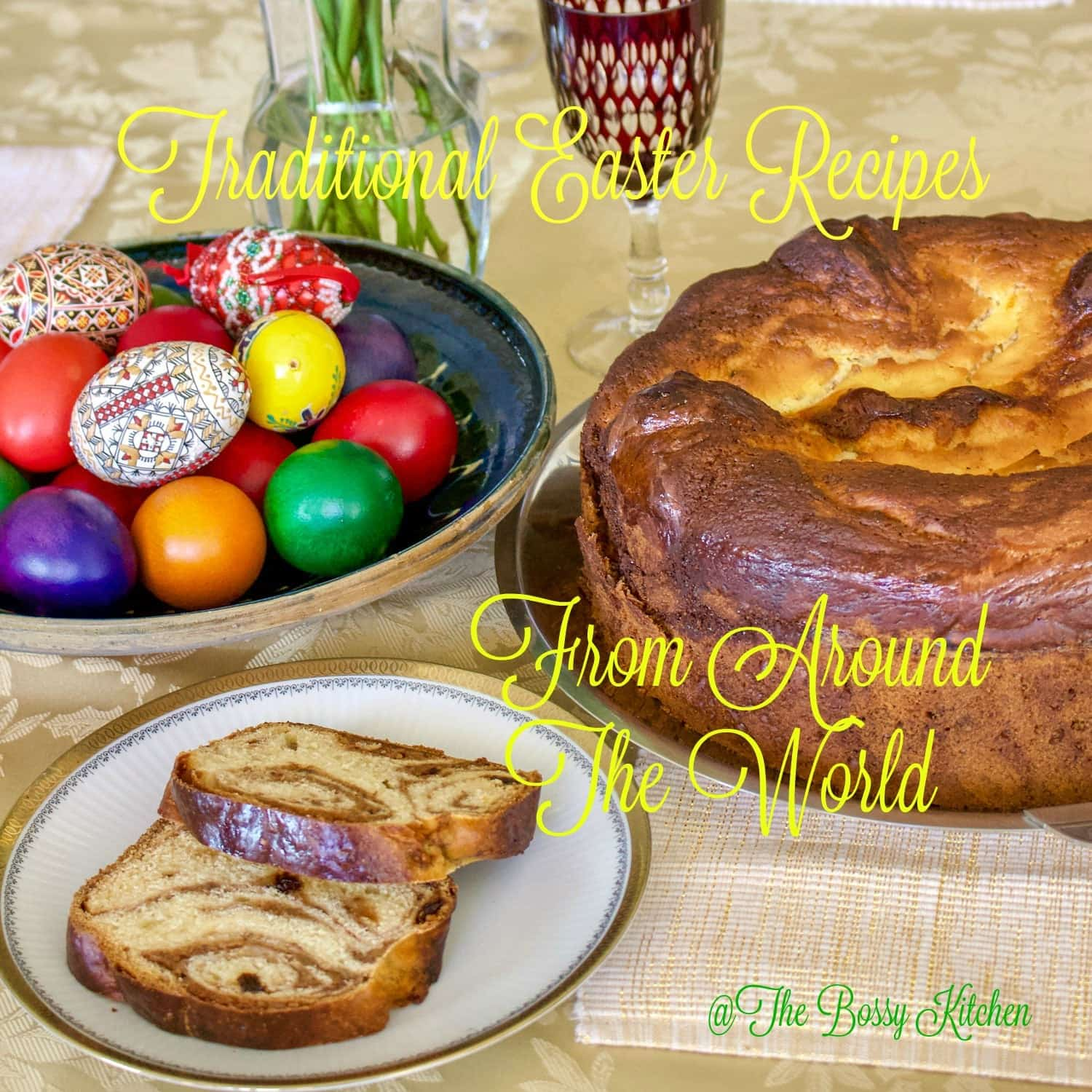 Traditional Easter Recipes From Around The World1 2