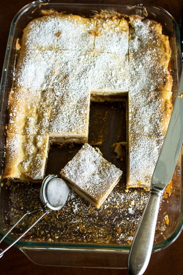 This Apple Pie- Romanian Style is delicious and easy to make. The apples are cooked before baking the pie to reduce the moisture.