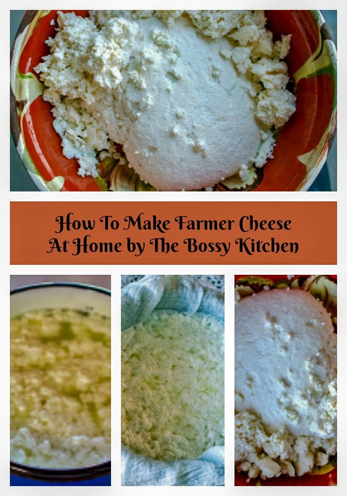 How To Make Farmer Cheese At Home1