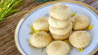 Olive Oil Lemon Cookies With Herbs1