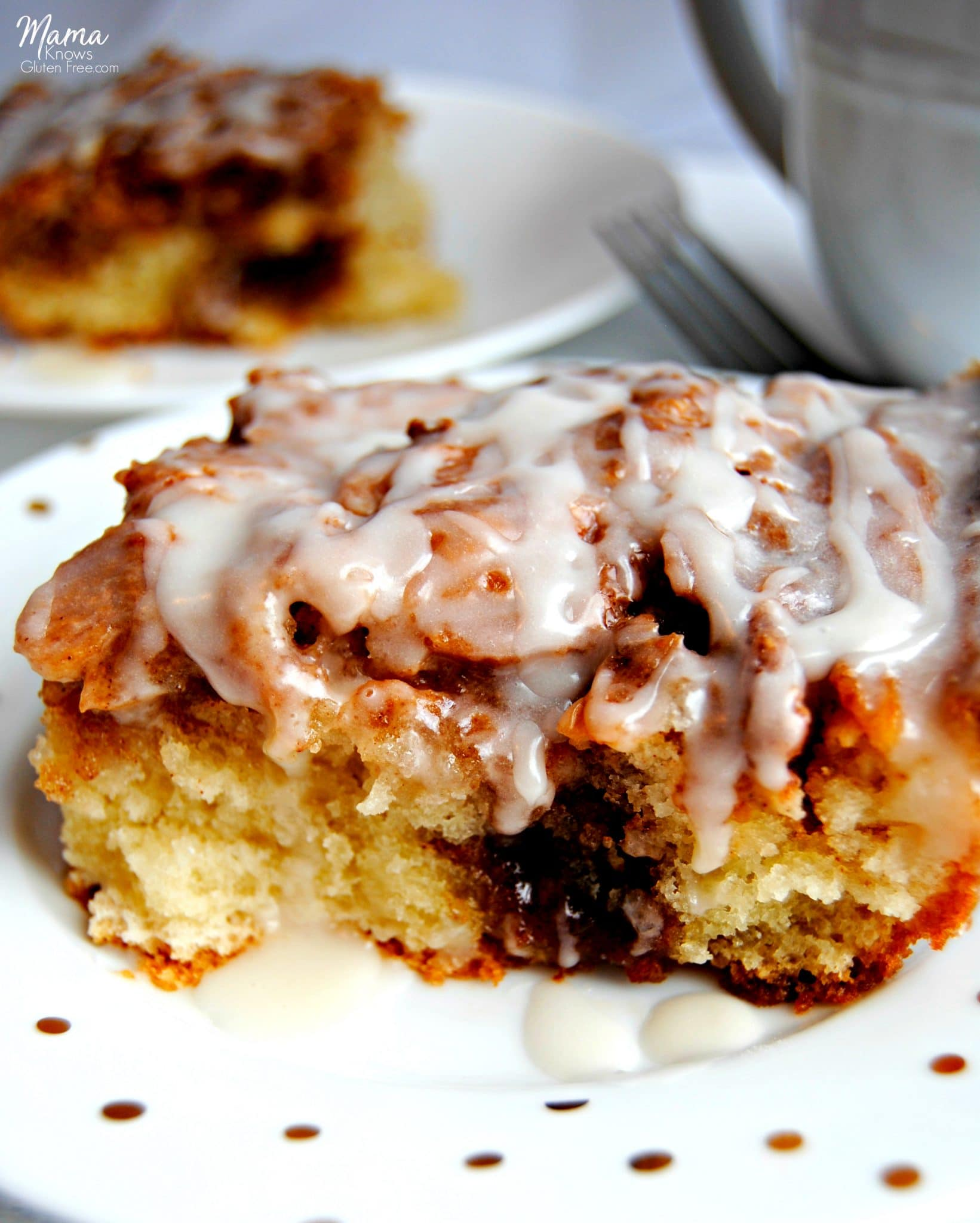 Gluten-Free Cinnamon Roll Cake Recipe