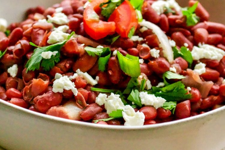 Authentic Traditional Mexican Beans- Frijoles Autenticos Mexicanos