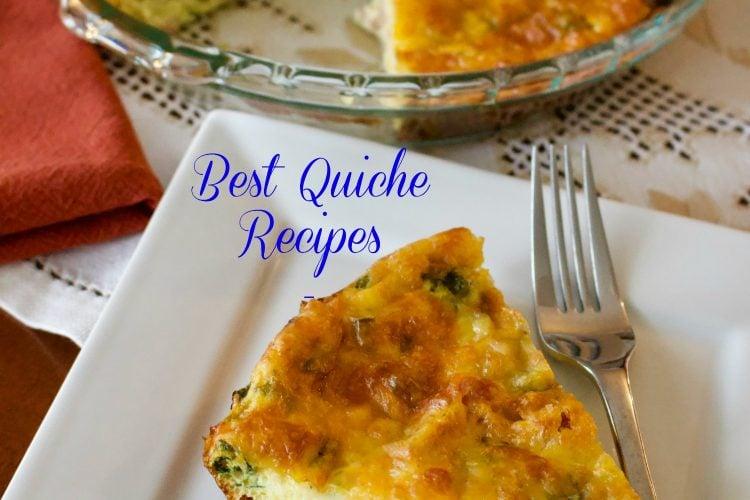 Best Quiche Recipes