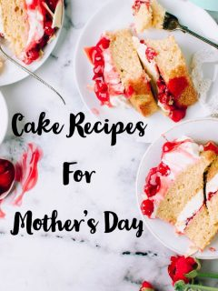 Cake Recipes For Mothers Day1