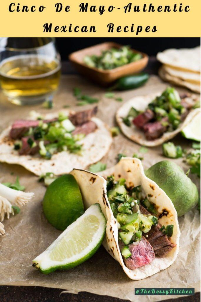 Cinco De Mayo Authentic Mexican Recipes