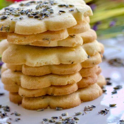 Lemon Lavender Cookies7