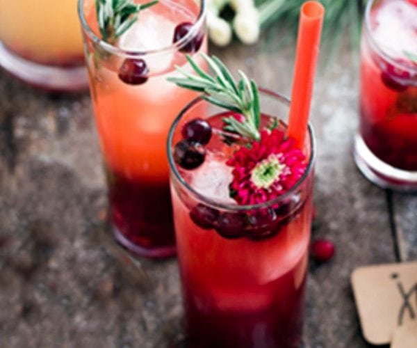 Cherry Flavored Drinks & Cocktails & Smoothies