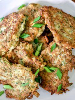 Zucchini Cheese Patties1