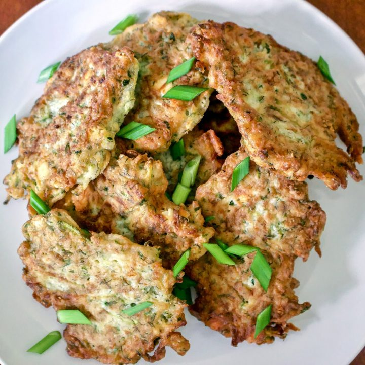Zucchini Cheese Patties1