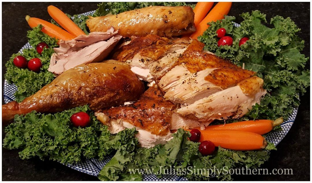 Carved Turkey Holidays Poultry Julias Simply Southern 2016 1080x635
