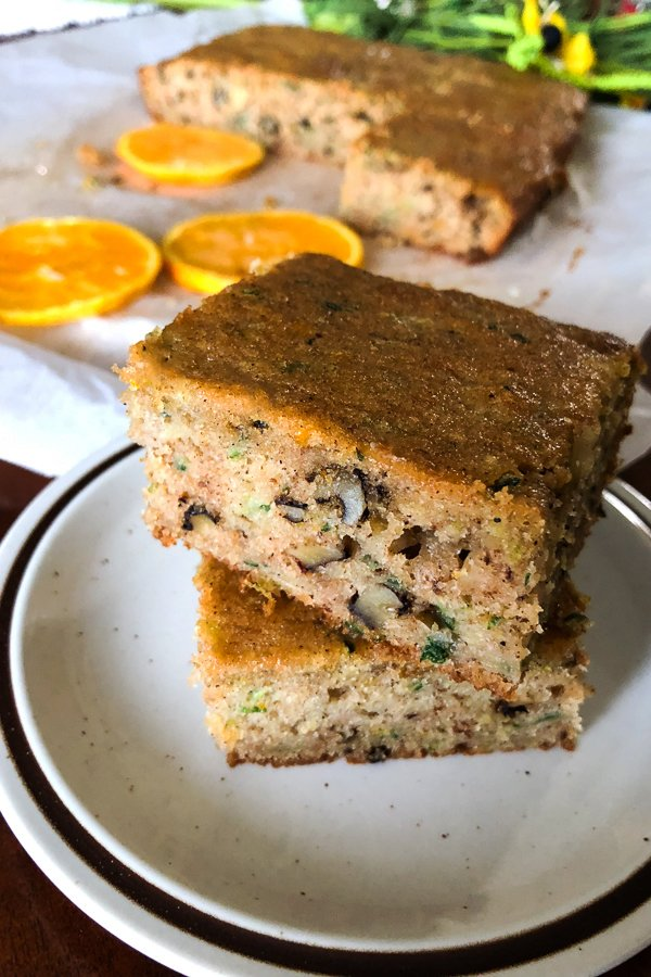 Zucchini Orange and Walnuts Cake is a delicious recipe that will soon make it to your recipe collection.If you love zucchini cake, this recipe is for you.