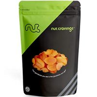 Nut Cravings - Dried Turkish Apricots – Sweet, Healthy Dehydrated Fruit Snacks with No Sugar Added – SAMPLER SIZE