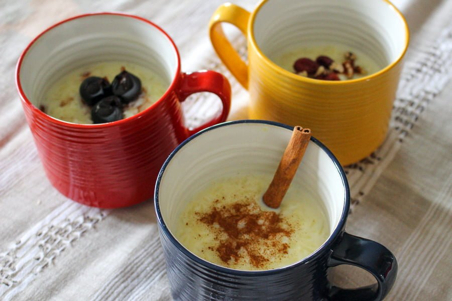 Classic Stove-Top Rice Pudding- an old fashioned recipe for rice pudding made on the stove. Delicious and easy to make, this dish is great for all ages.