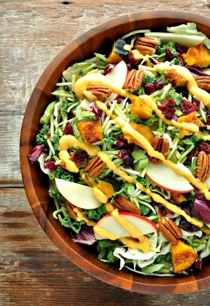 Healthy Thanksgiving Side Dish Recipe salad