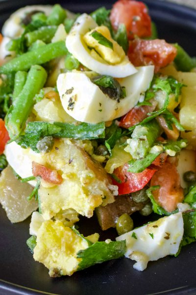 Green Bean And Potato Salad0