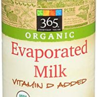 365 Everyday Value Organic Evaporated Milk, 12 Ounce