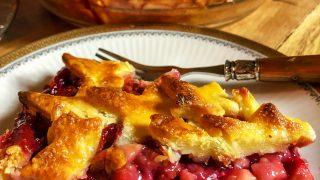Apple And Berries Pie133