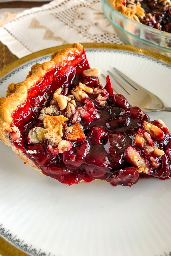 Best Sour Cherry Pie10