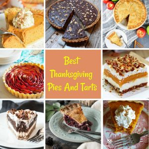Best Thanksgiving Pies And Tarts22