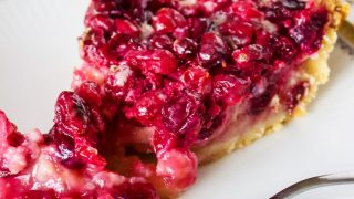 Cranberry Custard Pie With Cream Cheese Crust22