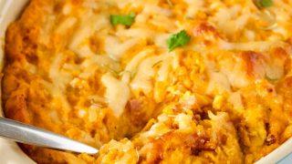 Savory Sweet Potato Casserole55