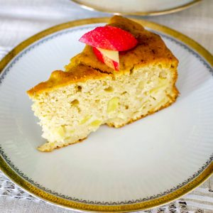 Apple Cake With White Wine99