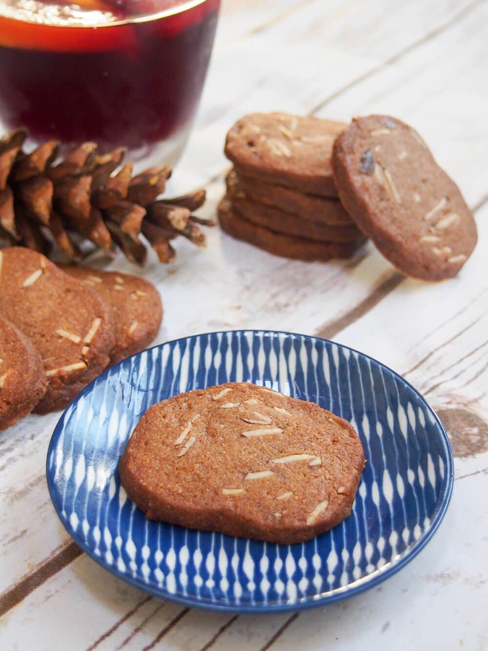 Brunkager - Danish Christmas cookies