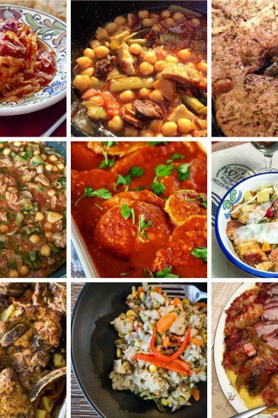 10 recipes with pork1