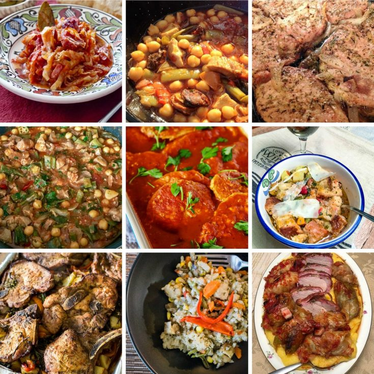 Recipes With An Abundance of Ingredients and also Pork
