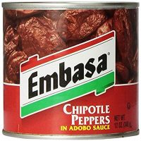 Embasa Chipotle Peppers in Adobo Sauce, 12 Oz