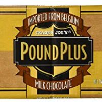 Trader Joe's Pound Plus Milk Chocolate 17.6 oz.