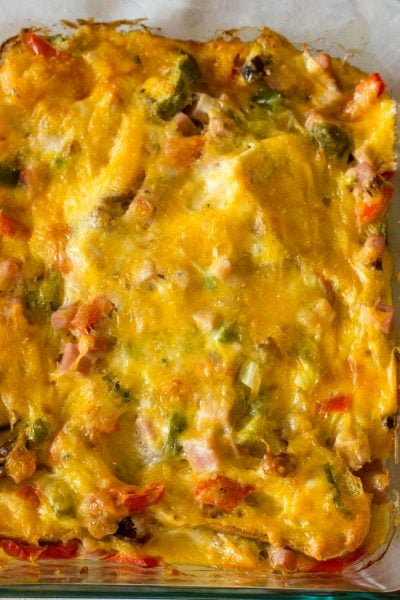 How To Make A Breakfast Savory Bread PuddingStrata77