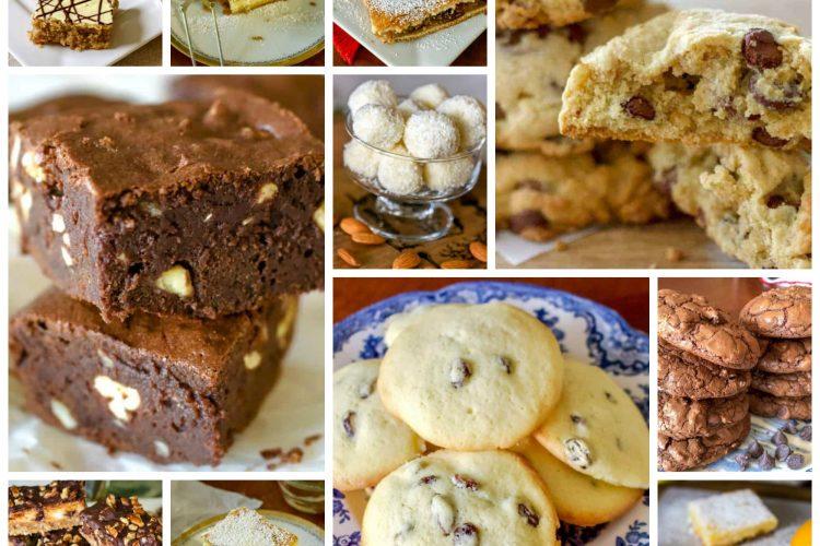 Super Bowl Dessert Idea Recipes