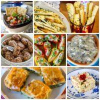 Super Bowl Appetizer recipes