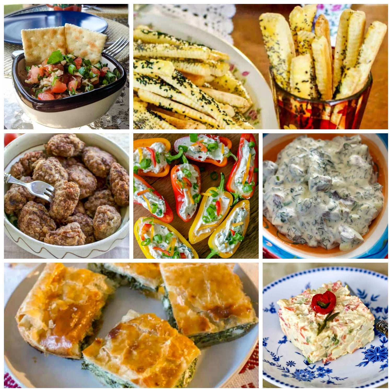 Super Bowl Appetizer Recipes - a collection of recipes designed to be enjoyed with family and friends.
