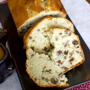 Sweet Bread With Fruits And Seeds44