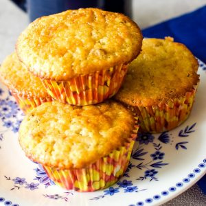 Easy Banana Nut Muffins77