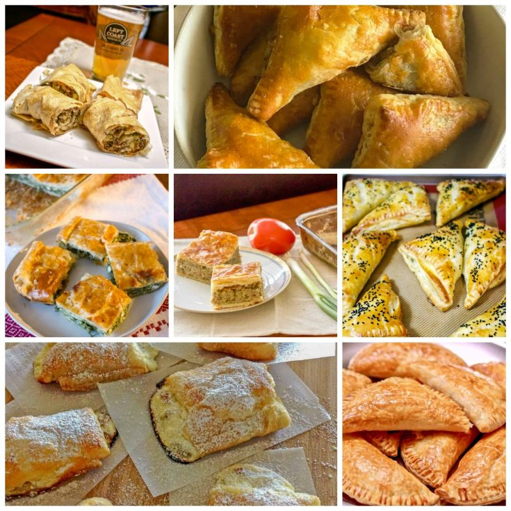 Easy Puff Pastry Recipes