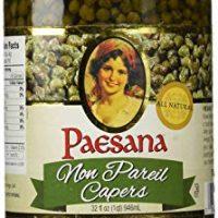 Paesana Non Pareil Capers 32 Oz