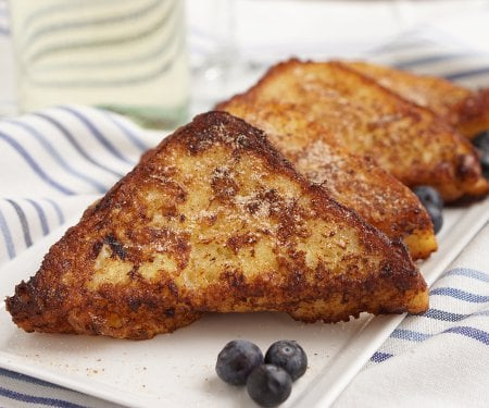 Torrijas (Spanish French Toast) • Curious Cuisiniere