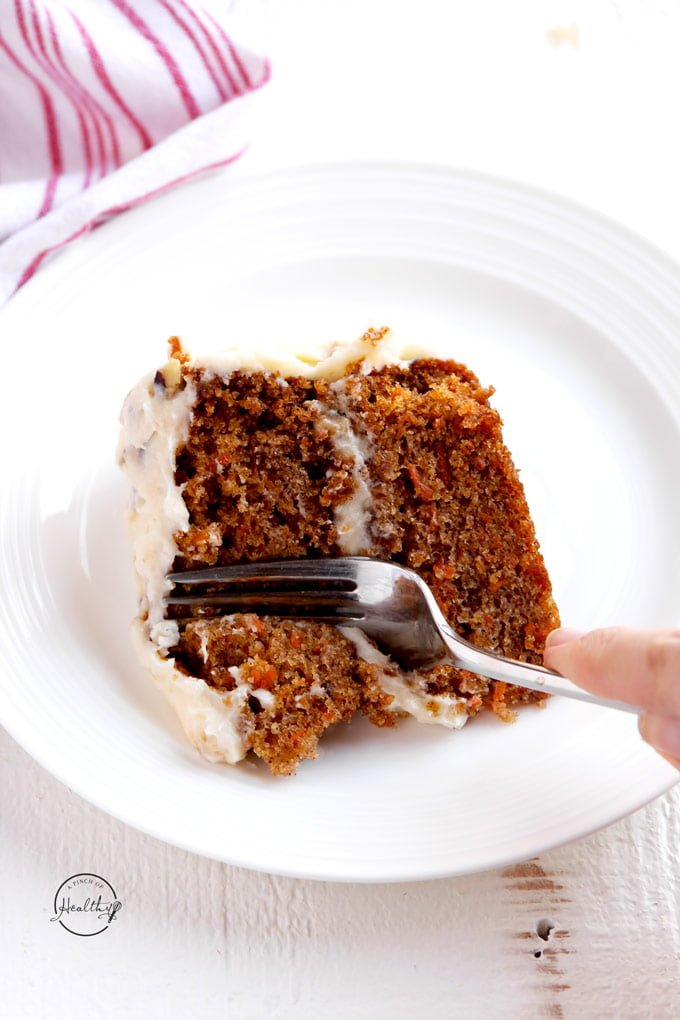 Best Carrot Cake (Mom's Recipe)